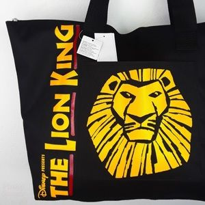 🆕 The Lion King Tote Bag